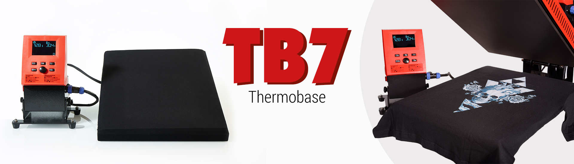 Secabo Thermobase TB7 40cm x 50cm