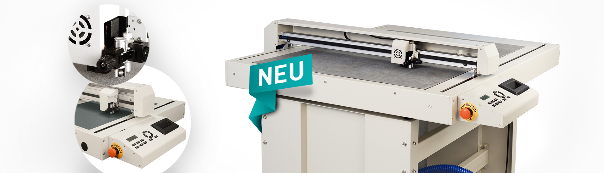 New Flatbed Vinyl Cutters from Secabo